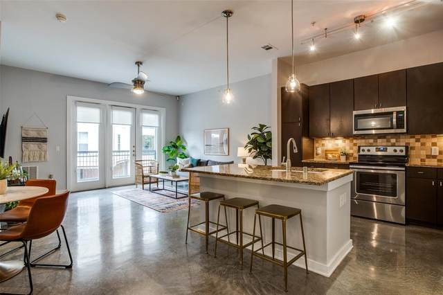 2950 Mckinney Avenue #216, Dallas, TX 75204 (MLS #14520732) :: Maegan Brest | Keller Williams Realty