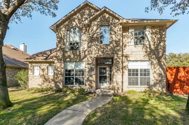 5800 Cypress Cove Drive, The Colony, TX 75056 (MLS #14520739) :: Lisa Birdsong Group | Compass