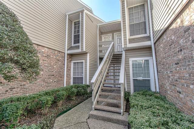 8555 Fair Oaks Crossing #602, Dallas, TX 75243 (MLS #14520741) :: Keller Williams Realty