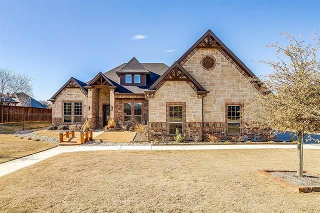 2160 Rock Tank Trail, Burleson, TX 76028 (MLS #14520759) :: The Kimberly Davis Group