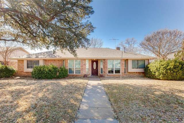 1918 Maxwell Drive, Lewisville, TX 75077 (MLS #14520780) :: Robbins Real Estate Group