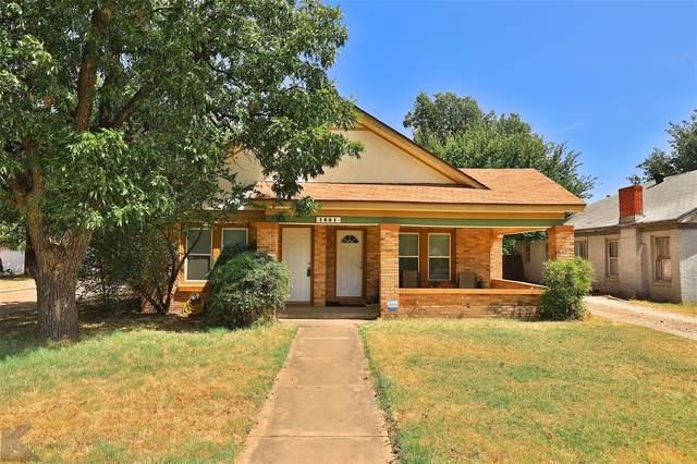 1501 Chestnut Street, Abilene, TX 79602 (MLS #14520792) :: ACR- ANN CARR REALTORS®