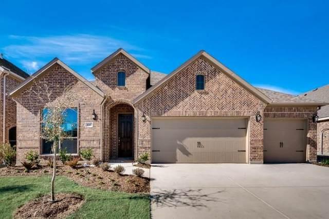 5904 Horsetail Drive, Mckinney, TX 75071 (MLS #14520795) :: The Star Team | JP & Associates Realtors