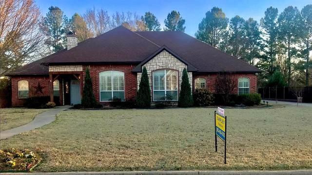 2005 Creekview Drive, Commerce, TX 75428 (MLS #14520808) :: Team Tiller