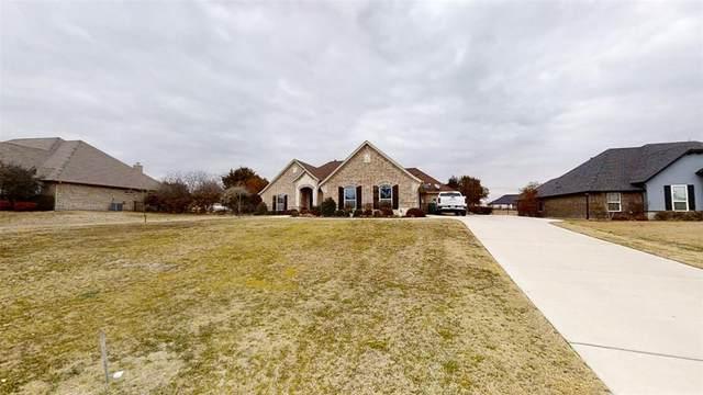 3713 Lonesome Creek Road, Granbury, TX 76049 (MLS #14520843) :: All Cities USA Realty