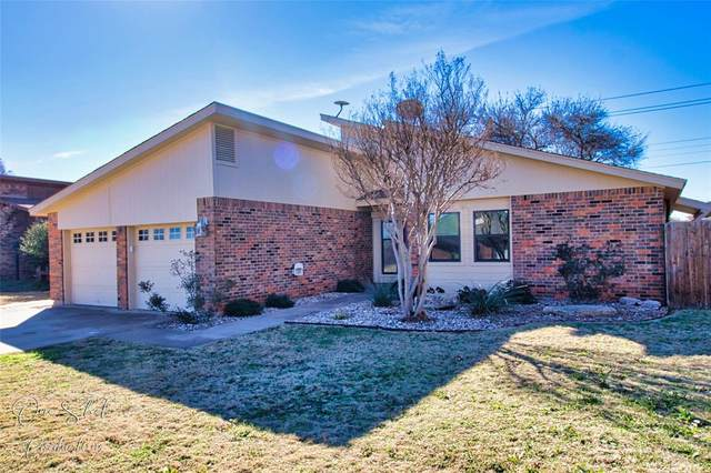 5049 Sue Lookout, Abilene, TX 79606 (MLS #14520851) :: ACR- ANN CARR REALTORS®
