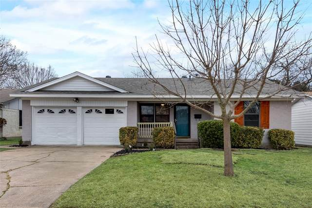 712 Bluebonnet Lane, Mesquite, TX 75149 (MLS #14520886) :: Post Oak Realty
