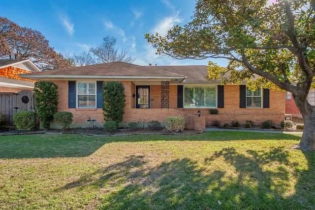 10526 Longmeadow Drive, Dallas, TX 75238 (MLS #14520896) :: Robbins Real Estate Group