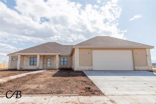 361 Long Ranger Road, Abilene, TX 79602 (MLS #14520903) :: Jones-Papadopoulos & Co
