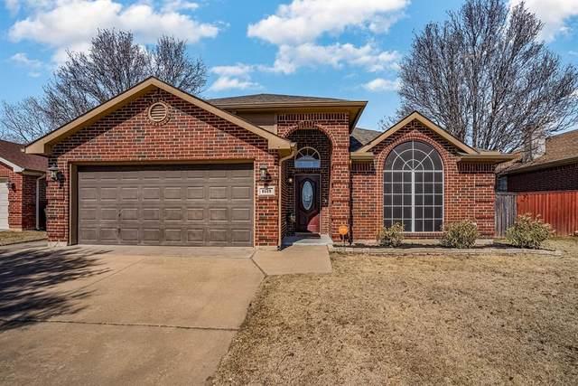 8609 Saranac Trail, Fort Worth, TX 76118 (MLS #14520908) :: Robbins Real Estate Group
