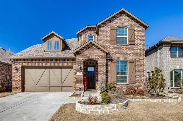 1121 Parkstone Drive, Little Elm, TX 76227 (MLS #14520909) :: Team Hodnett
