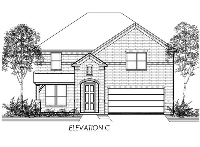 121 Everest Court, Burleson, TX 76028 (MLS #14520917) :: The Property Guys