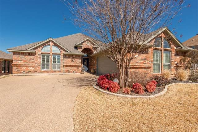 5412 Sierra Ridge Drive, Fort Worth, TX 76123 (MLS #14520924) :: The Kimberly Davis Group