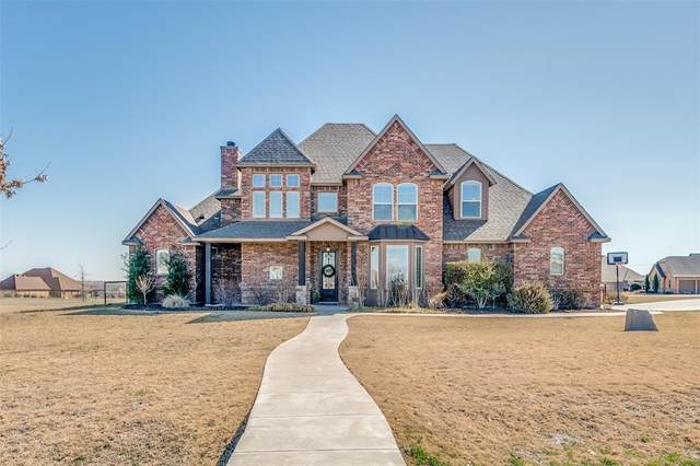 203 Creek Wood Drive, Aledo, TX 76008 (MLS #14520934) :: The Good Home Team