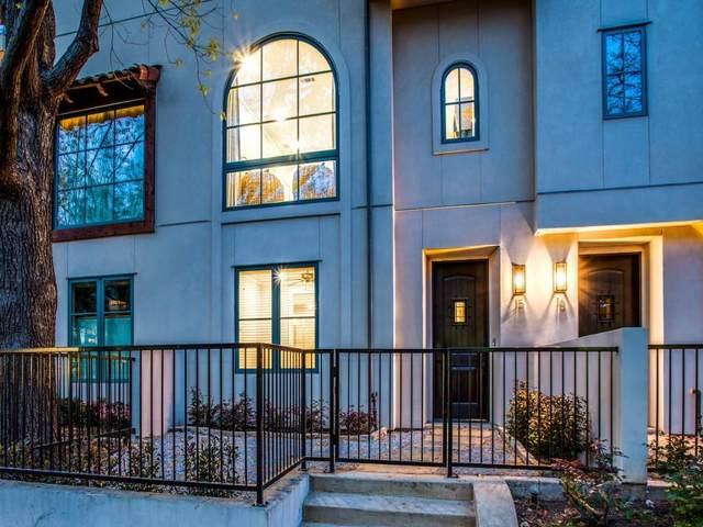 4406 Bowser #15, Dallas, TX 75219 (MLS #14520954) :: Premier Properties Group of Keller Williams Realty