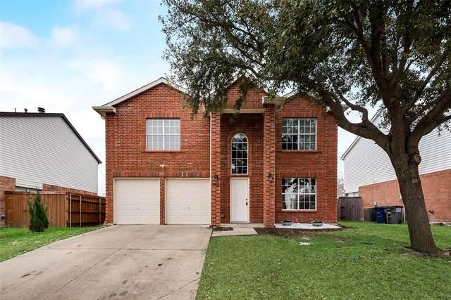 337 Longshore Drive, Little Elm, TX 75068 (MLS #14520963) :: Team Tiller