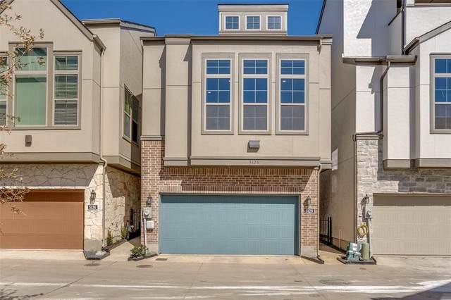 5128 Brickellia Drive, Dallas, TX 75209 (MLS #14520964) :: Robbins Real Estate Group