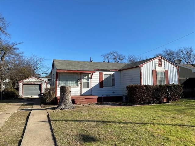 2319 Barlow Avenue, Dallas, TX 75224 (MLS #14521003) :: The Good Home Team