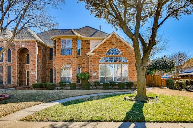 11243 Chaucer Drive, Frisco, TX 75035 (MLS #14521008) :: Bray Real Estate Group