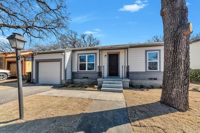 2217 Sturges Drive, Fort Worth, TX 76112 (MLS #14521019) :: The Kimberly Davis Group