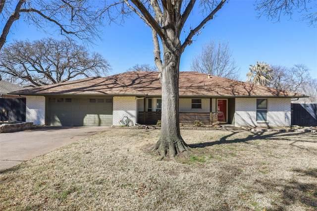 935 Kings Canyon Drive, Grapevine, TX 76051 (MLS #14521023) :: Team Tiller