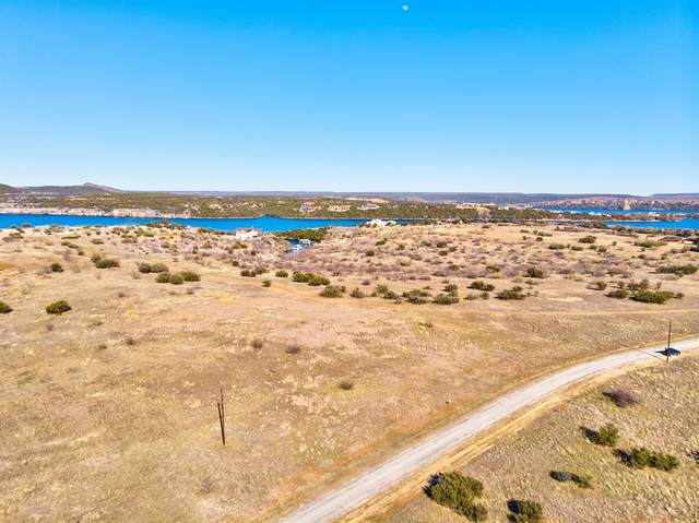 Lot 74 Mockingbird Bend, Possum Kingdom Lake, TX 76449 (MLS #14521033) :: The Mauelshagen Group