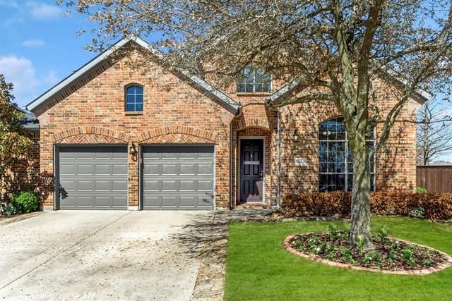 401 Peek Drive, Fate, TX 75087 (MLS #14521044) :: The Good Home Team