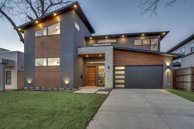 3821 Valley Ridge Road, Dallas, TX 75220 (MLS #14521068) :: Jones-Papadopoulos & Co