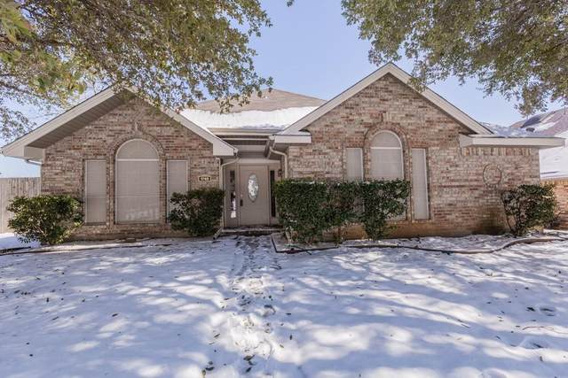 1745 Smokey Hill Drive, Lewisville, TX 75067 (MLS #14521070) :: Team Tiller