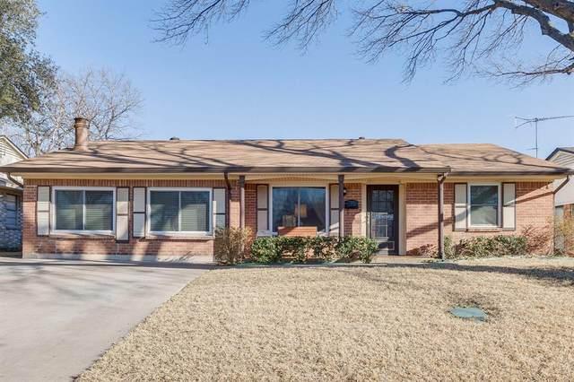 2700 Belhaven Drive, Mesquite, TX 75150 (MLS #14521092) :: Post Oak Realty