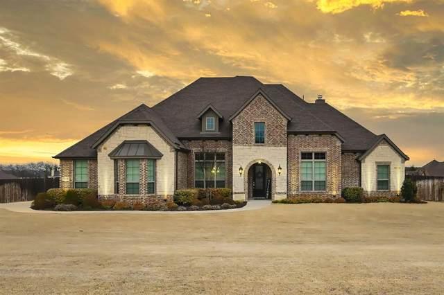 3690 Ledgestone Lane, Midlothian, TX 76065 (MLS #14521105) :: The Kimberly Davis Group