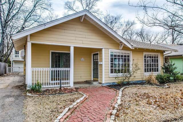 5400 Worth Street, Dallas, TX 75214 (MLS #14521108) :: The Kimberly Davis Group