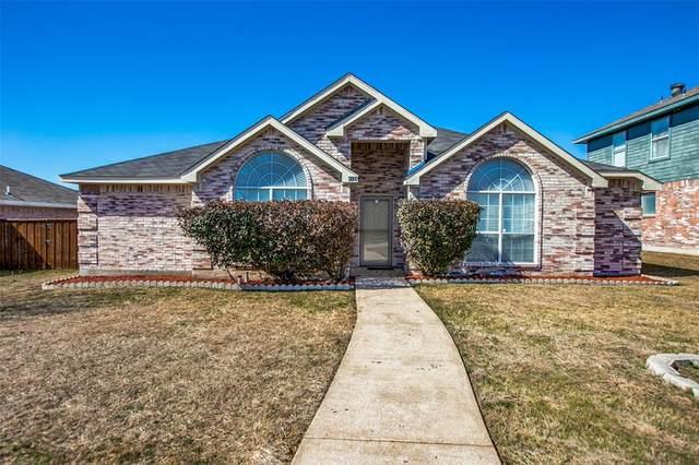 1531 Rebecca Lane, Lancaster, TX 75134 (MLS #14521175) :: ACR- ANN CARR REALTORS®