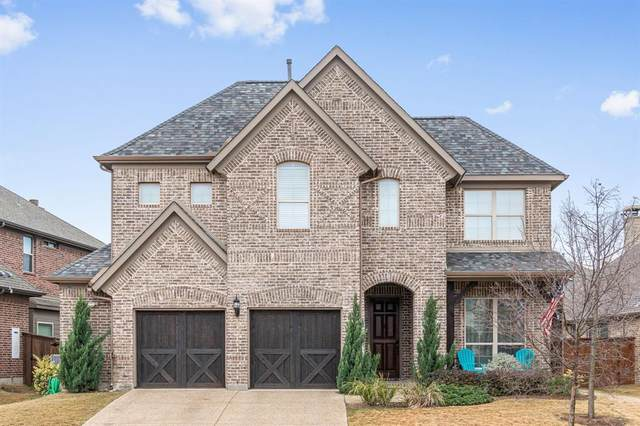 1628 Post Oak Way, Celina, TX 75009 (#14521179) :: Homes By Lainie Real Estate Group