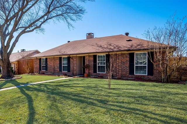 2617 Carmel Circle, Carrollton, TX 75006 (MLS #14521187) :: Team Tiller
