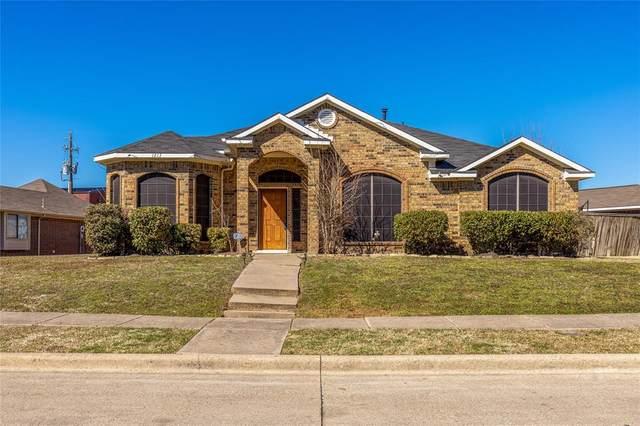 1213 Buckeye Drive, Mesquite, TX 75181 (MLS #14521191) :: The Property Guys