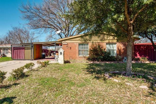 10331 Desdemona Drive, Dallas, TX 75228 (MLS #14521213) :: EXIT Realty Elite