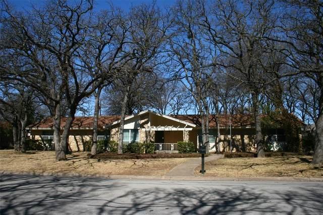 1316 Kathryn Street, Hurst, TX 76053 (MLS #14521223) :: The Chad Smith Team