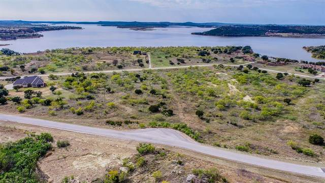 LT1060 Cinnamon Teal, Possum Kingdom Lake, TX 76449 (MLS #14521224) :: The Good Home Team