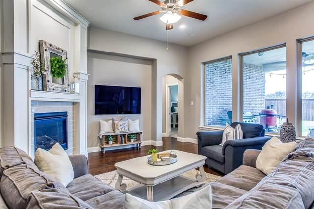 4313 Switchgrass Street, Celina, TX 75009 (MLS #14521227) :: Lisa Birdsong Group   Compass