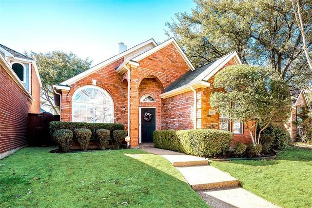 18707 Redstone Circle, Dallas, TX 75252 (MLS #14521233) :: Trinity Premier Properties
