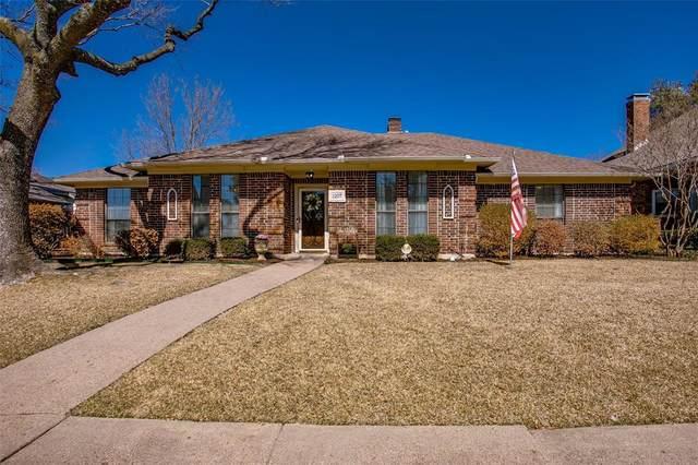 1207 Terrace Drive, Mesquite, TX 75150 (MLS #14521255) :: Robbins Real Estate Group