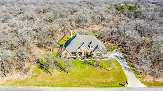 266 S Natural Springs Lane, Azle, TX 76020 (MLS #14521269) :: Jones-Papadopoulos & Co