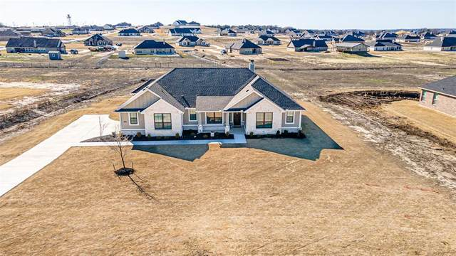 1009 Boulder Road, Weatherford, TX 76085 (MLS #14521313) :: The Kimberly Davis Group