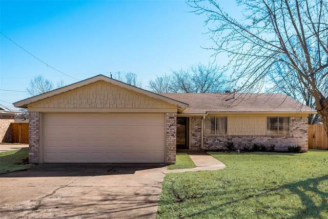 813 Patricia Drive, Sherman, TX 75090 (#14521319) :: Homes By Lainie Real Estate Group