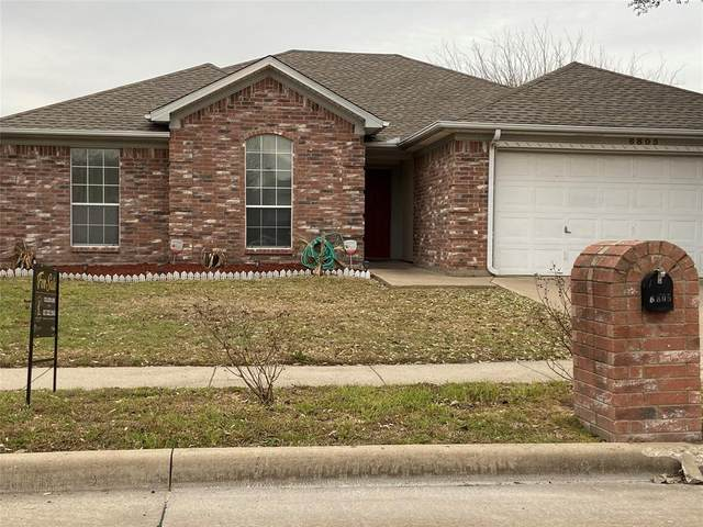 6805 Valley Branch Drive, Arlington, TX 76001 (MLS #14521322) :: Trinity Premier Properties