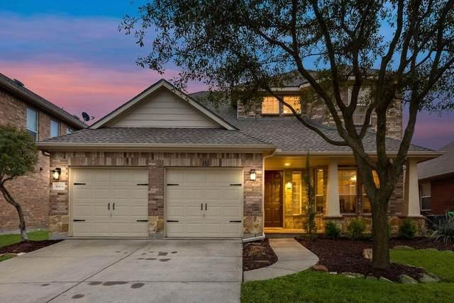 16404 Dry Creek Boulevard, Prosper, TX 75078 (MLS #14521325) :: Robbins Real Estate Group