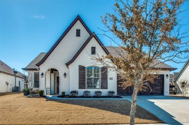 308 Parkview Drive, Aledo, TX 76008 (MLS #14521326) :: The Kimberly Davis Group