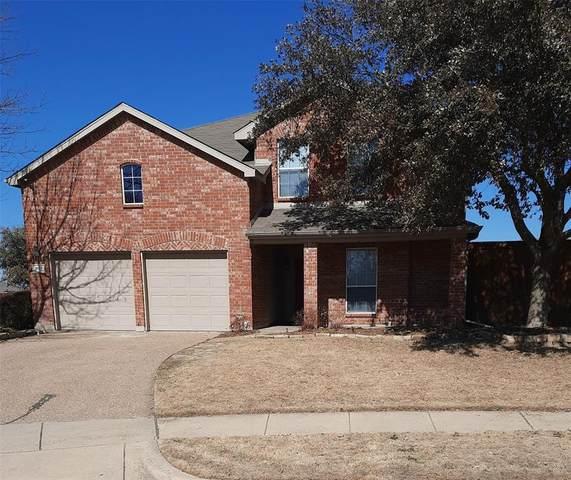 105 Rochdale Drive, Anna, TX 75409 (MLS #14521328) :: Robbins Real Estate Group