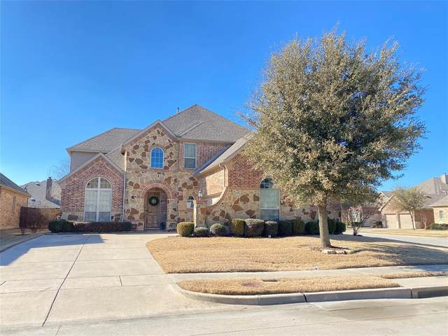 1123 Somerset Circle, Forney, TX 75126 (MLS #14521331) :: The Kimberly Davis Group